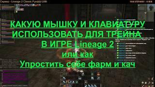 МАКРОСЫ И ТРЕЙН Какой девайс купить на новом Lineage 2 Classic Anakim