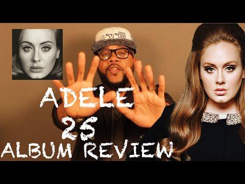 Adele - 25 (Full Album Review & Reaction)  - BMOCTV