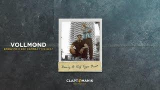 Vollmond - Bonez MC & Raf Camora Dancehall Type Beat | prod. Claptomanik