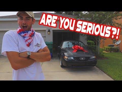 Buying My Best Friend His Dream Car **HE CRIED**