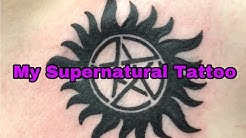 My Supernatural Tattoo