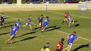 2018 Group 10 Round 14 Highlights - Orange Hawks v Bathurst St Pats