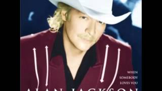 Watch Alan Jackson Maybe I Should Stay Here video