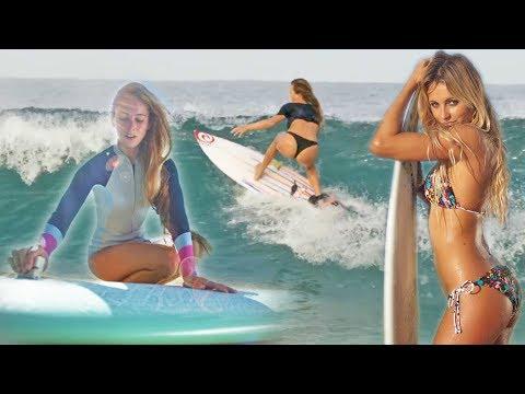 Quand le surf féminin fait des vagues - #RidingZone