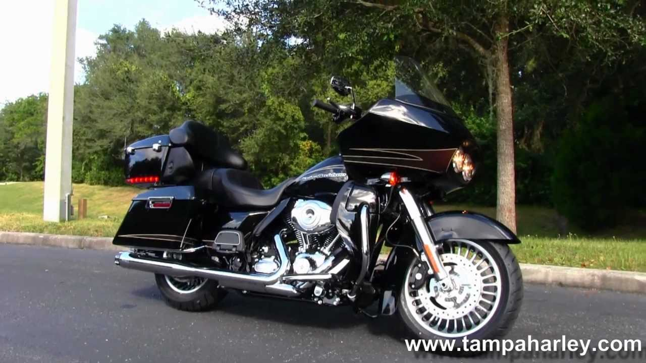 New 2013 Harley-Davidson Road Glide Ultra FLTRU - YouTube