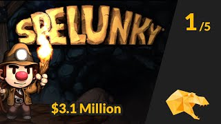 Spelunky High Score - $3.1 Million (Part...