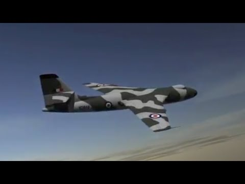 Flying the Classic British Jets