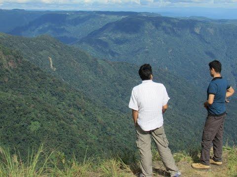 Our Cherrapunji Tour - Meghalaya - Halfway to Heaven - Incredible India