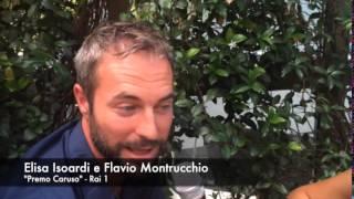 Flavio Montrucchio intervista Elisa Isoardi su TVZoom.it