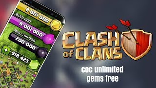 Clash of clans hack - Clash of Clans Free Gems ||CLASH OF CLANS UNLIMITED GEMS HACK 2017 ||