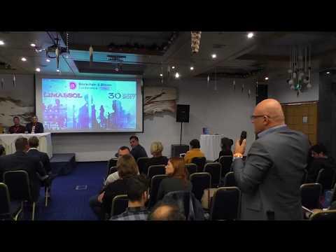 Bitcoin blockchain future panel discussion in cyprus Nov 2017