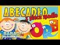 Abecadło z pieca spadło - Piosenka dla dzieci - Babadu TV