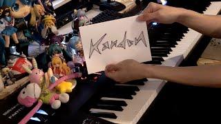 まらしぃです。  今回は米津玄師さんの感電をピアノで演奏させていただきました。 めちゃめちゃかっこよくて絶対弾きたいと思った曲です。 まるで米津さんが歌っているように聞こえるようにアレンジがんばりました  感電(KANDEN)/ 米津玄師さん https://www.youtube.com/watch?v=UFQEttrn6CQ ----------------------------- 9/30にまらしぃさんの新しいアルバム「シノノメ」がリリースされます http://www.subcul-rise.jp/marasy/sinonome/ https://fanlink.to/marasysinonome  twitter https://twitter.com/marasy8  公式LINE https://line.me/R/ti/p/%40marasy まらしぃさんチャンネル https://ch.nicovideo.jp/marasy TikTok https://vt.tiktok.com/rnxkoS bilibili https://space.bilibili.com/489391680