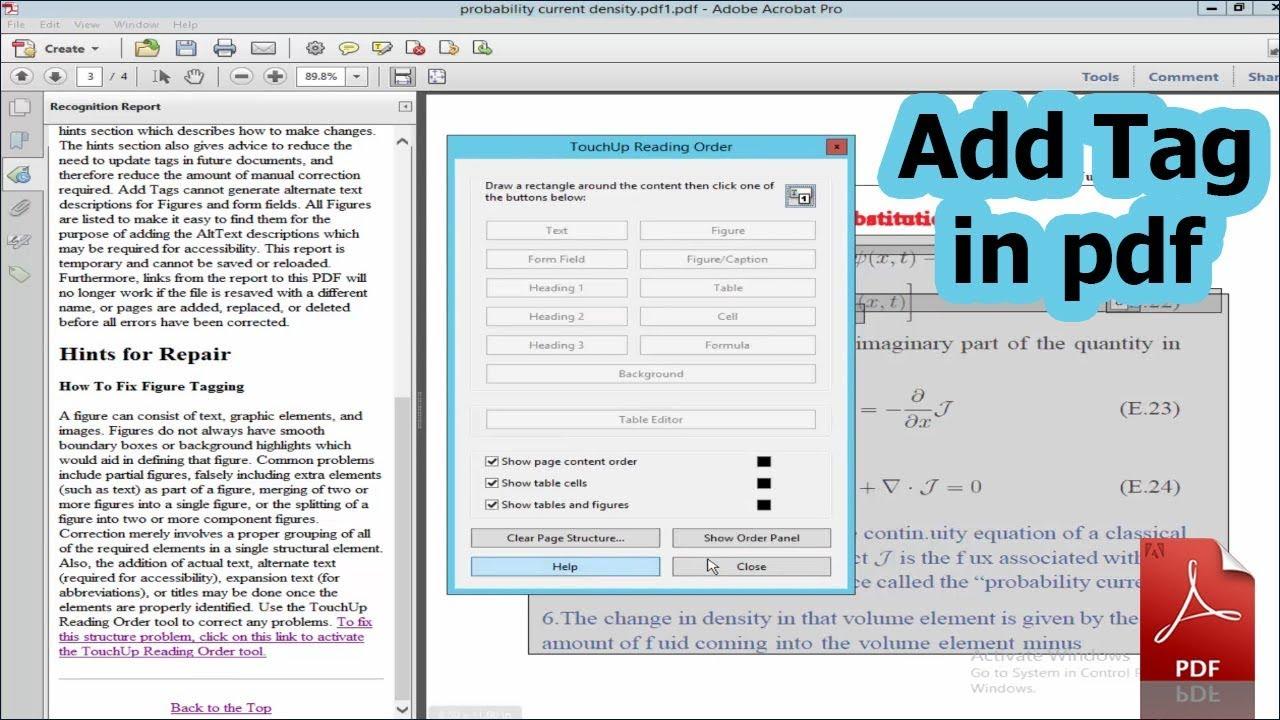 how to edit pdf using adobe acrobat pro