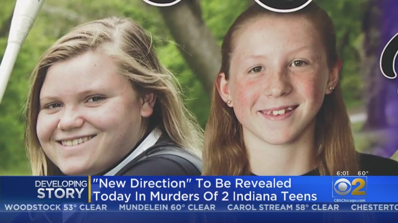 Police To Announce 'Significant Update' In 2017 Delphi Murders