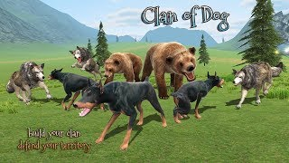 Clan of Dogs Android Gameplay