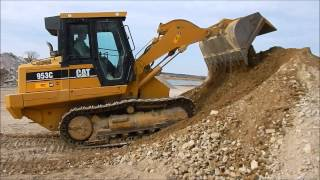 2005 Caterpillar 953C track loader for sale | sold at auction February 5, 2015