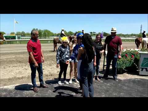 video thumbnail for MONMOUTH PARK 5-11-19 RACE 3