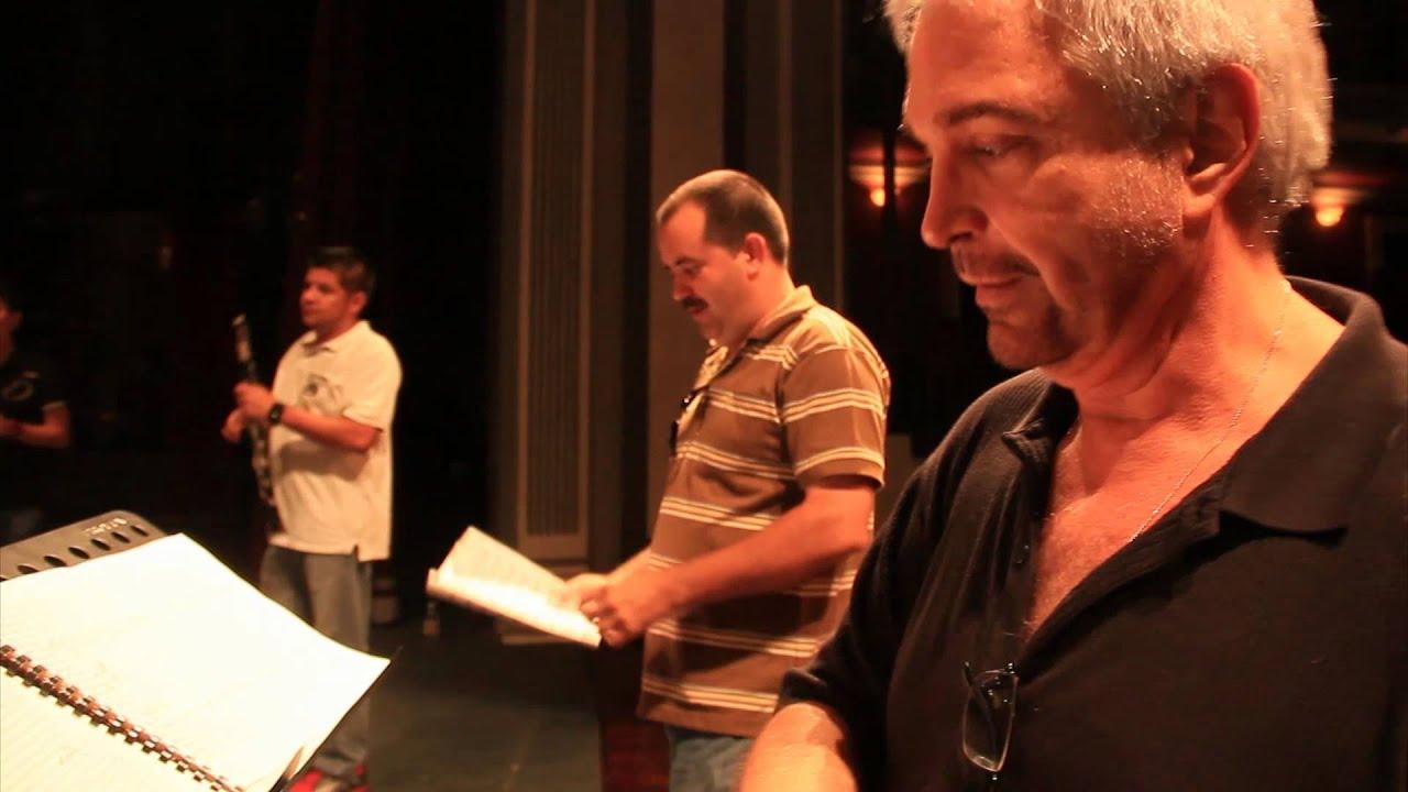 La Original Banda el Limon ensayo con Enrique Patron de Rueda ...