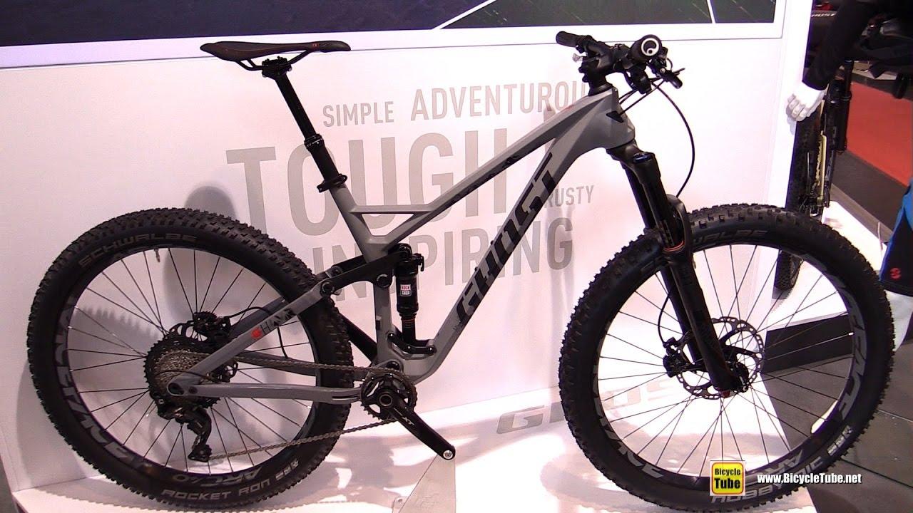 2017 ghost h amr 8 mountain bike walkaround 2016. Black Bedroom Furniture Sets. Home Design Ideas