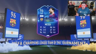 I PACKED TOTGS MESSI!! #FIFA20 ULTIMATE TEAM
