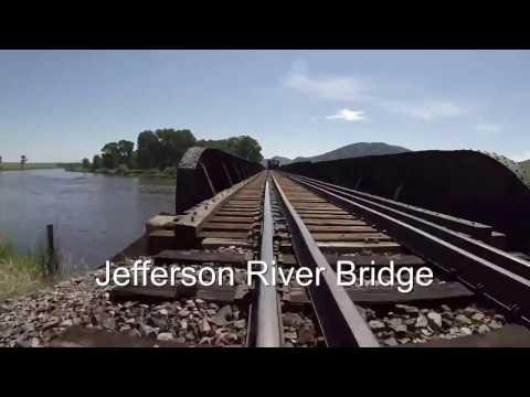 Jefferson River Canyon
