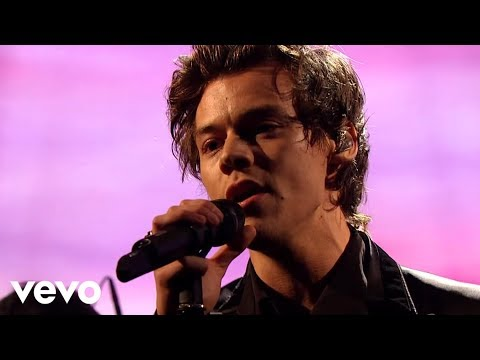 Harry Styles  Sign of the Times  on The Graham Norton Show