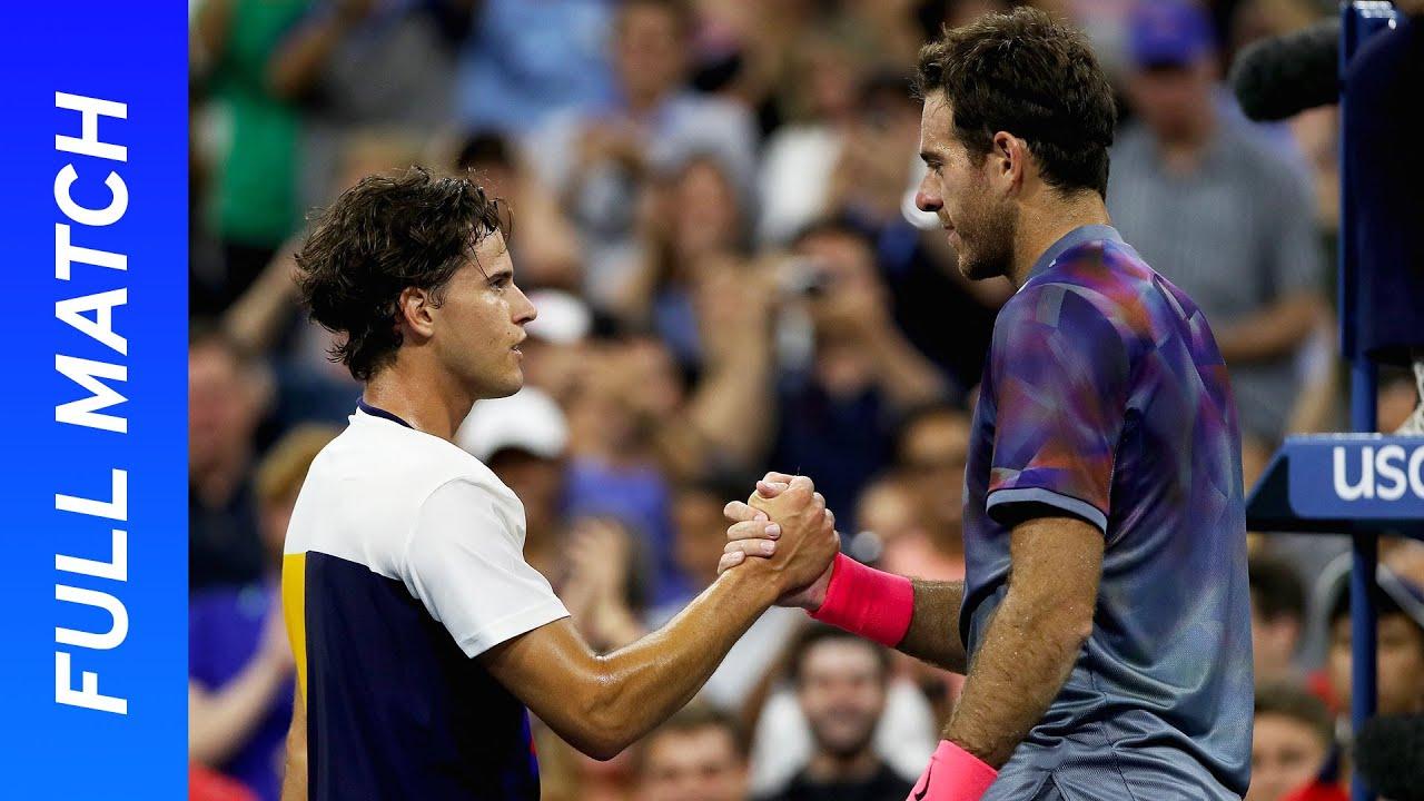 Dominic Thiem vs Juan Martin del Potro in a classic comeback! | US Open 2017 Round 4