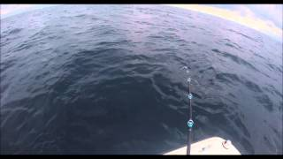 Double Trouble Fishing Team- CEKC 9-6-14