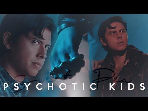 Sweet Pea || psychotic kids