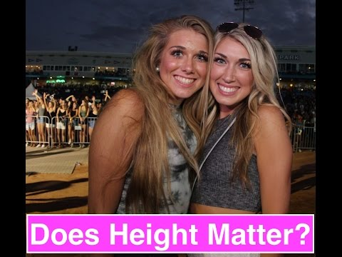 Does Height Matter (Asking Girls Would You Date A Shorter Guy)