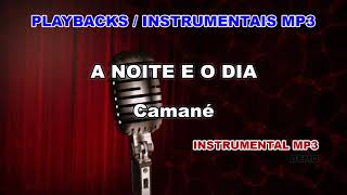 ♬ Playback / Instrumental Mp3 - A NOITE E O DIA - Camané