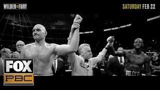 Promo: Deontay Wilder vs. Tyson Fury 2 | PBC ON FOX