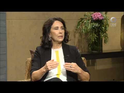 Conversando con Cristina Pacheco - Blanca Guerra (09/05/2014)