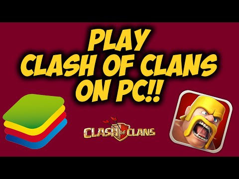 How to Play Clash of Clans on Computer (August 2016)