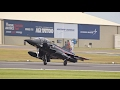 Crazy Landing Dassault Mirage 2000N Ramex Delta French Air Force RIAT 2016 AirShow