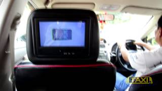 Nokia Lumia ads in taxi by Taximedia Thailand Thumbnail