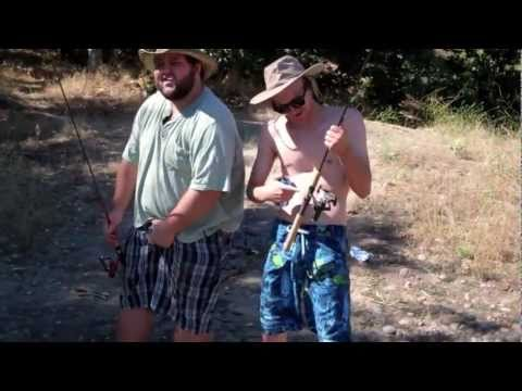 """Gone Fishin"" - Rap Music Video"