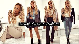 SMART CASUAL OUTFITS 2018
