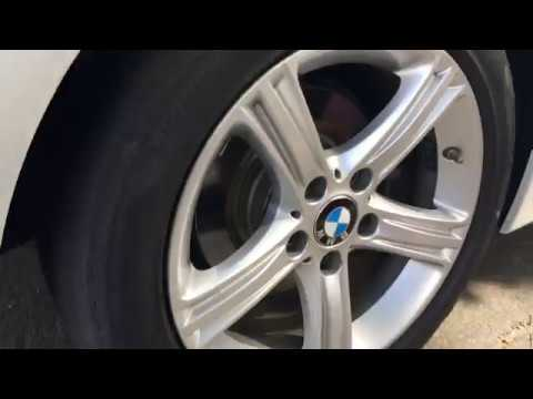 bmw run flat tires review bmw 3 series f30 beast. Black Bedroom Furniture Sets. Home Design Ideas