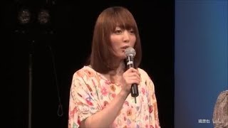 花澤香菜の服をディスる日笠陽子(笑) 日笠陽子 動画 5