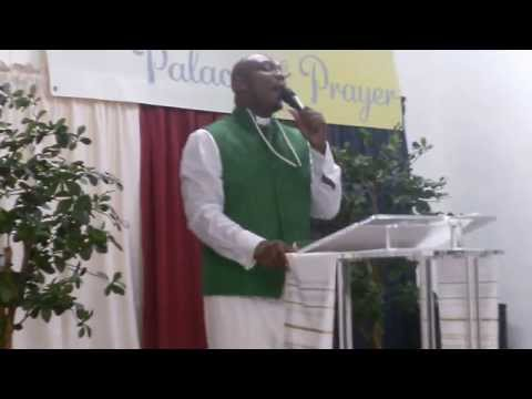 "Pastor Tony Barrow - ""Sharpen the Goads"""