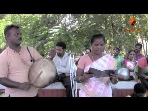 Singer Magizhini Manimaaran Sings Special Song...
