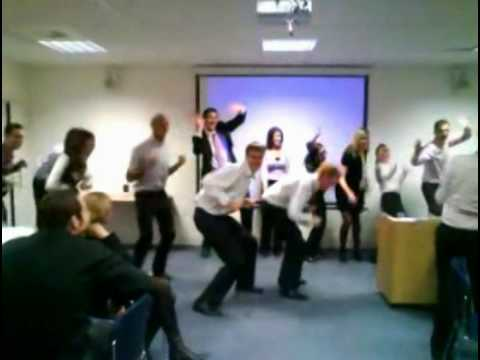 Accenture UK Nov 2007 Start Group Training