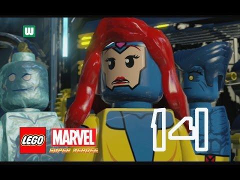 lego marvel super heroes 14 xbox one jean grey