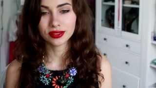 Beauty ОБЗОР косметики ℙUℙA  + ДЕМО макияж   Из дневного, на каждый день, в вечерний     @Limfina