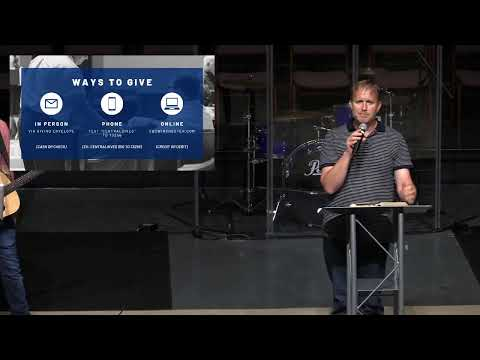 Central Baptist Church: Live! - 07/12/2020