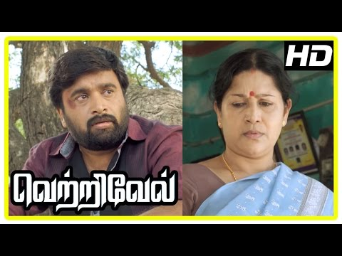 Vetrivel tamil movie | scenes | Nikhila reveals the truth | Sasikumar's parents accept Nikhila