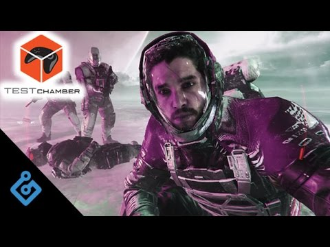 Test Chamber - The First Hour Of Call Of Duty: Infinite Warfare