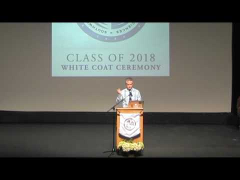 SCNM White Coat Ceremony Speech (2016)
